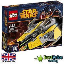 Lego Star Wars Jedi Interceptor 75038-Nuevo Y Sellado * Anakin * R2-d2