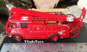Oxford Fire 1:76 Scale Dennis F106 Rear Pump London Fire Brigade Truck 76F106002
