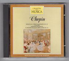 CD -  I MAESTRI DELLA MUSICA DEAGOSTINI CHOPIN VOLUME II N. 19