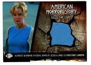 AMERICAN HORROR STORY COSTUME CARD ARC30 JESSICA LANGE CONSTANCE LANGDON