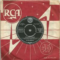 Elvis Presley - Wooden Heart original 1960 7 inch vinyl single