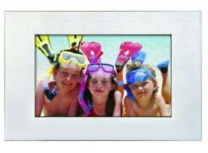 "Polaroid 10"" Digital Photo Frame Color Screen XSA-10169S Internal Storage 512MB"