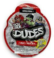 Tech Deck Dudes Single Pack Series 1 Blind Bag New