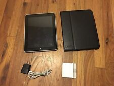 "Apple iPad 1st Gen 1GHz 16GB 9.7"" LCD MB292LL Mac iOS 5.1.1 Refurbished"