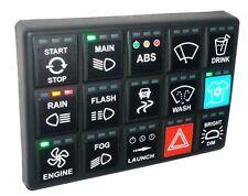 MoTeC 15 Position CAN Keypad