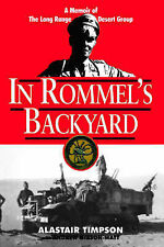 IN ROMMEL'S BACKYARD: A MEMOIR OF THE LONG RANGE DESERT GROUP., Timpson, Alastai