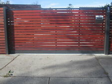 SLIDING GATE FRAME , FRAMES CAN BE CUSTOM MADE TO SUIT YOUR NEEDS