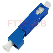 New LC Female to SC Male Fiber Optic Adapter Hybrid adapter LC-SC Connector