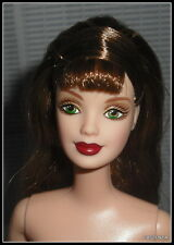 NUDE BARBIE (C) STRAWBERRY BLONDE APHRODITE COUNTESS OF RUBIES DOLL FOR OOAK (C)