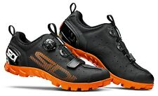 Shoes Sidi MTB SD 15 Color Black-Orange Size 45