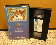JAN BRETT The Hat VHS animated adaptation 1999 hedgehog Frances Sternhagen