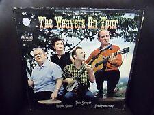 The Weavers On Tour LP Vanguard VG+
