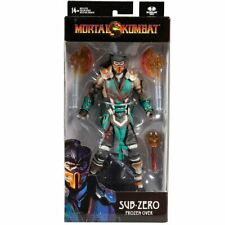 Mortal Kombat 4 Sub Zero Bloody 18 cm Actionfigur