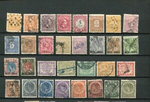 NETHERLAND INDIES Early used COLLECTION 95 Stamps