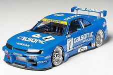 Tamiya 24184 1/24 Scale Model Car Kit Calsonic Hoshino Racing Skyline GT-R R33