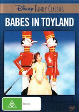Babes in Toyland (1961)  - DVD - NEW Region 4