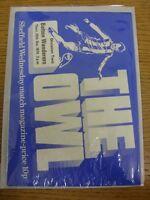 26/12/1974 Sheffield Wednesday v Bolton Wanderers  . Footy Progs (aka bobfrankan