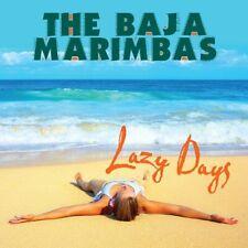 The Baja Marimbas - Lazy Days - Like New