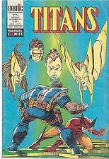 COMICS : TITANS # 154 semic
