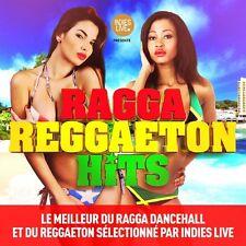 CD NEUF scellé - RAGGA REGGAETON HITS / Edition Digipack 3 CD - 60 Titres -C17
