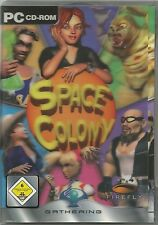 Space Colony (PC, 2003, DVD-Box) komplett, MIT Steam Edition Key Code