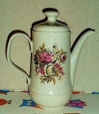 KAHLA Porzellan Kaffeekanne Teekanne Kanne  DDR ca 70 er Jahre