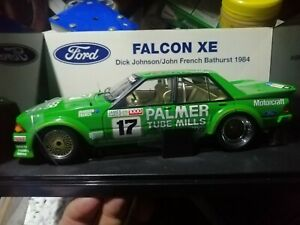 dick Johnson 1984 XE Green parmer in new condition but has no coa