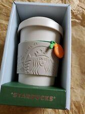 Starbucks Korea Jeju Island Reusable Tumbler Rare Limited Edition Sold Out