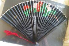 Chinese painted Flower Folding Beautiful Hand Fan