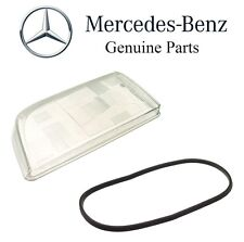Mercedes W140 S320 S350 S420 S500 Driver Left Headlight Lens Genuine 1408207966