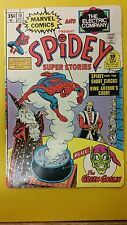Marvel Comic & The Electric Company - Spidey Super Stories #10 B6)