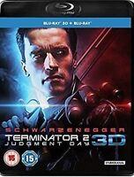 Terminator 2 3D+2D Blu-Ray Nuovo (OPTBD4102)