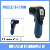 laser thermometer 750 degree Non contact Celsius Fahrenheit Temperature gun