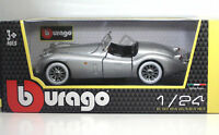 "Bburago 22018 Jaguar XK 120 Roadster ""Argento"" - METAL Scala 1:24"