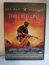 The Thin Red Line (DVD, 2009) Woody Harrelson, George Clooney, John Cusack