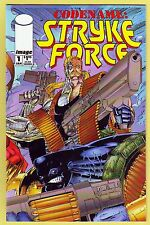 CODENAME STRYKE FORCE, Vol. 1, #1, NM, 1994, Image, WRAP AROUND COVER