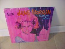 1964 JANE MORGAN COLPIX Last Time I Saw Paris FEMALE VOCAL ORIGINAL PRESS SEALED