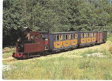 Narrow Gauge Steam Loco, Unposted, Compagnie de Chemin de Fer de Semur en Vallon