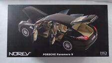 1:18-Norev Porsche Panamera S 2009-neu super top-selten mahagoni metallic-OVP