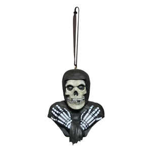 Trick or Treat Misfits Fiend Face Skull Band Holiday Christmas Ornament ARCM100
