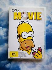 The Simpsons Movie (DVD Region 4 PAL)