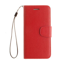 Hot PU Leather Wallet Cards Holder Stand Flip Case Cover For iPhone 5 6s 6 Plus