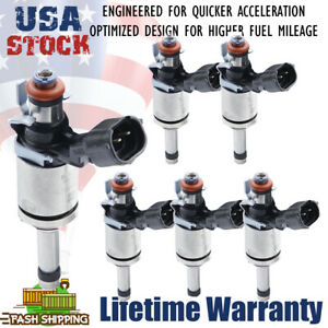 6 Fuel Injector BL3E-HB For Ford F150 Expedition Transit 150 250 350 3.5/3.7L V6
