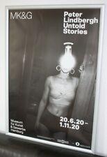 Peter Lindbergh Foto  Untold Stories Poster
