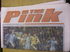 11/12/1999 COVENTRY evening Telegraph il rosa: principali titolo recita: SUPER SOTTOMARINI