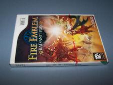 FIRE EMBLEM RADIANT DAWN - Nintendo WII - UK PAL -  NEW FACTORY SEALED RPG MINT