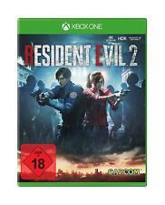 Resident Evil 2 - Xbox One //100% UNCUT ///Deutsche Version///