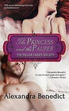 The Fallen Ladies Society: The Princess and the Pauper by Alexandra Benedict...