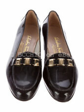 Salvatore Ferragamo Solid Flats for Women