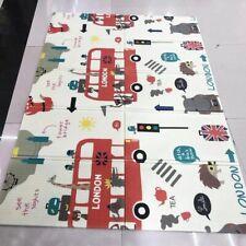 Play Mat Folding 150X200cm Pad 0.5cm Baby Carpet Waterproof Toddler Carpet New